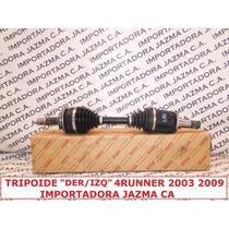 Tripoide 4runner 2003 2009 Original Toyota