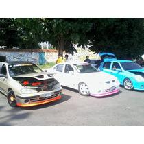 Spoiler O Babero De Parachoque Delantero Renault Megane