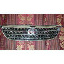Parrilla De Toyota Corolla New Sensation 2004-2008 Original