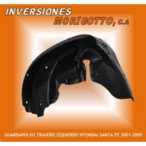 Guardapolvo Trasero Izquierdo Hyundai Santa Fe 2001-2005