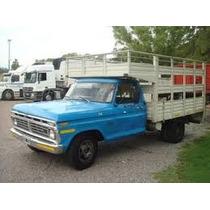 Goma De Parabrisa Ford 73 79 Camion 350 Delantera