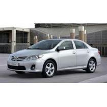Guardafangos Delanteros Toyota Corolla 2009-13