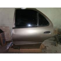 Puerta Trasera Lado Piloto (izq) Chevrolet Sunfire 2.2