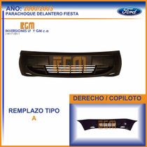 Parachoque Delantero Ford Fiesta Balita 2000 Al 2003
