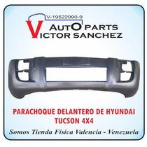 Parachoque Delantero De Hyundai Tucson 4x4