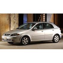Platina Borde De Ventana Chevrolet Optra Hatch Back 5 Puerta