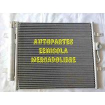Condensador De Fiat Palio/siena/idea 1.8 Año 06/08 Americano