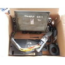 Combo O Kit De Computadora Renault Twingo 16v 2007