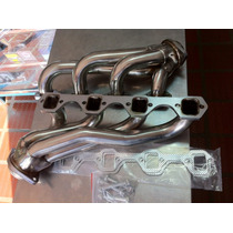 Headers De Acero Inoxidable Ford 302 351w 5.0 Ho Mustang