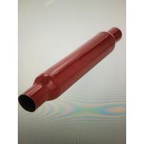 Resonador Tubular Red Hot