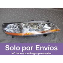 Faro Derecho Honda Accord 99 Al 2002 - Lado Copiloto