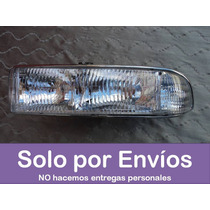 Faro Foco Principal Izquierdo Blazer Del 98-2001 Piloto!!!