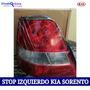 Stop Izquierdo Para Kia Sorento 2002/2007