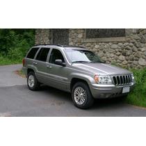 Faro Stop Izq Jeep Grand Cherokee 99/2005