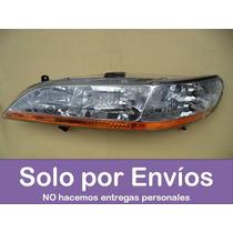 Faro Izquierdo Honda Accord 99 Al 2002 - Lado Piloto