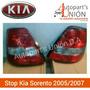 Stop De Kia Sorento
