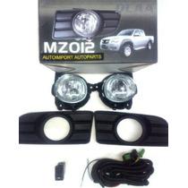 Faros Antinieblas Completo Mazda Bt 50 2008 Al 2013