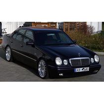Micas De Mercedes Benz W-210 Clase E Como Nuevas Años 97/02