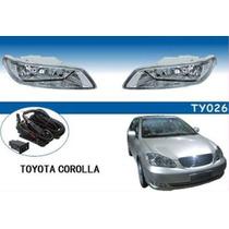 Faros Antiniebla Toyota Corolla Sensation 2006-2008 Original