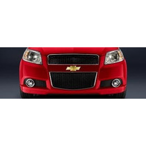 Kit Completo Faros Antinieblas Chevrolet Aveo Speed