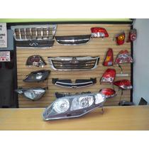 Faro Honda Civic Emotion Brasiero 2006 2007 2008 2009