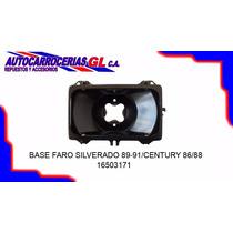 Base Faro O Silvin Silverado 89 91 Century 86 88