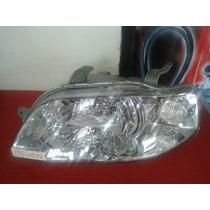 Faro Delantero Chevrolet Aveo Años 2004-2005 / Izquierdo
