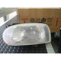 Faro Izquierdo Chofer Volkswagen Vento Golf Jetta 93-99