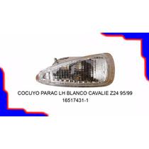 Cocuyo Parachoque Blanco Cavalier Z24 95 99