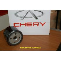 Filtro De Aceite Chery Qq, Original, Spark, = Ml 4997