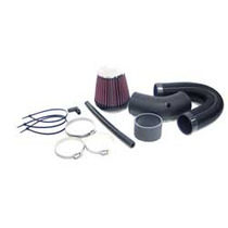 Intake K&n Ford Ka Filtro Aire Kit Potencia Racing Tuning