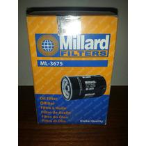 Filtro De Aceite Millard Ml 3675