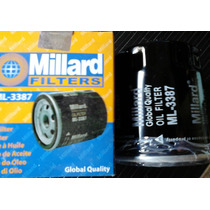 Filtro De Aceite Millard Ml-3387 Aveo Optra Daewoo Fiat Isuz