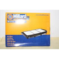 Filtro De Aire Millard Mk 8732 Para Chevrolet Optra