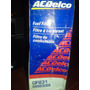 Filtro De Gasolina Trail Blazer Gf831 Original Acdelco