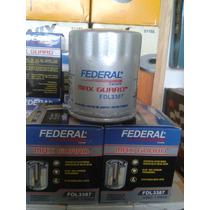 Filtro De Aceite Aveo Optra Daewoo Monza Chevet Federal 3387