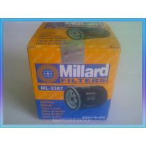 Filtro De Aceite Aveo Optra Corsa Millard Ml-3387