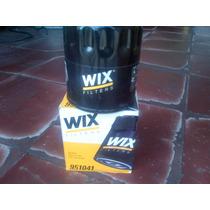 Filtro De Aceite Wix 951041 Para Fiat Uno/ Fiorino/ Tucan