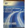 Filtro Aire Motor Chevrolet Spark Original Gm Nuevo 96591485