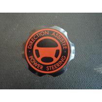Tapa Envase Direccion Hidraulica Peugeot Original