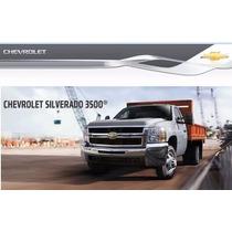 Pastillas De Frenos Chevrolet Silverado 3500 Hd 2010-2014