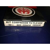 Kit De Empacadura De Compresor De Frenos De Aire Tuflo 400