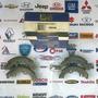 Bandas Frenos Traseras Renault 5 Completas Con Hierros Nja