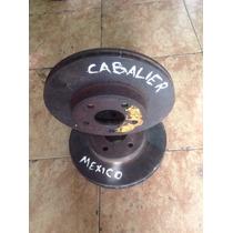 Disco De Cavalier Mexicano Usados Importados