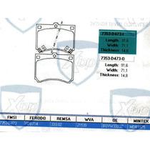 Pastillas Original Ford Laser Tracer Mazda Mx Pregunta