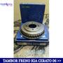 Tambor De Freno Kia Cerato 06 En Adelante Original Valeo