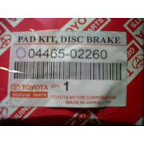Pastillas Delanteras Corolla 2009 Al 2014 Originales Toyota