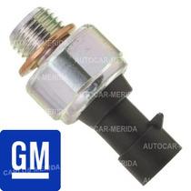 Valvula Sensor Presion Aceite Para Aveo Optra Original Gm