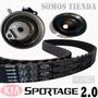 Kit Correa Tiempo Kia Sportage 2.0 (2006 A 2014) Original