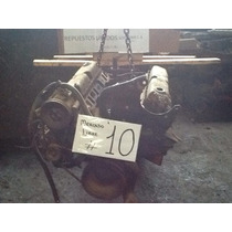 Motor 7/8 Ford 351w De Carburado De Cuello Para Reparar Std